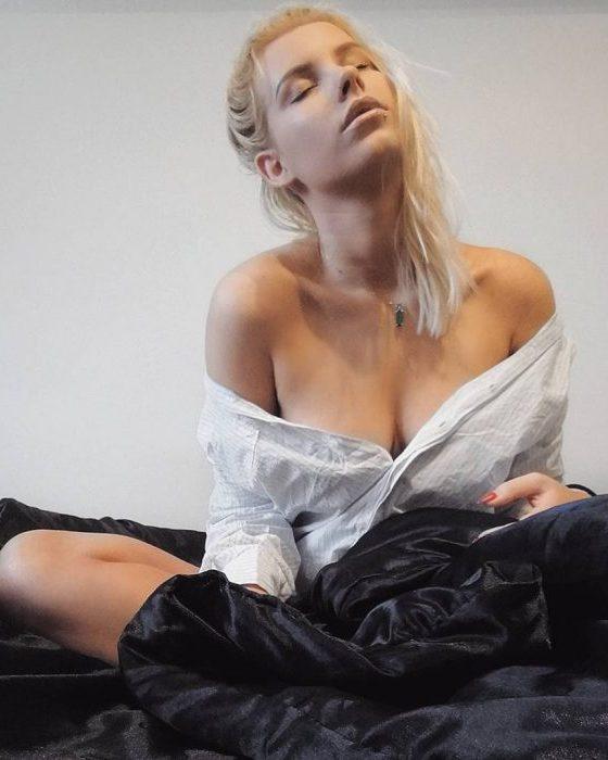 Irena Višnar – lepotica revije Playboy