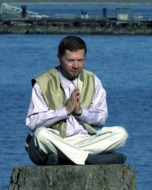Eckhart Tolle – duhovni učitelj