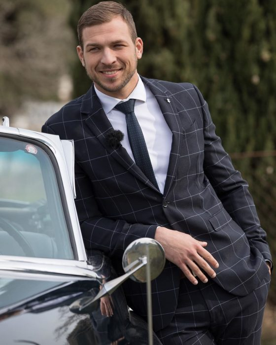 Sanjski moški Hrvaške – Mijo Matić