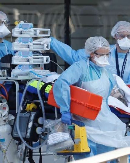 Koronavirus - več kot 120 različnih objav
