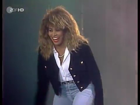 Tina Turner - The Best (1989)